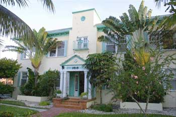 An apartment in Hollywood, Florida, where Mohamed Atta and Marwan Alshehhi lived for a month from May 13.