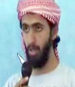 Mohand Alshehri, apparently in Afghanistan.