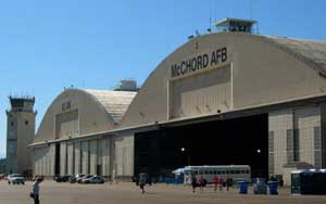 McChord Air Force Base.