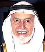 Abdullah Omar Naseef.