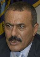 Ali Abdallah Saleh.