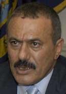 Ali Abdallah Saleh.