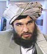 Rahmatullah Hashimi.
