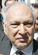 Sharifuddin Pirzada.