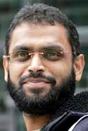 Moazzam Begg.