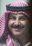 Jamal Mustafa Sultan Tikriti, photographed at Chalabi's ANC headquarters on April 21, 2003.