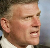 Reverend Franklin Graham.