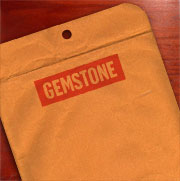 Gemstone file envelope.