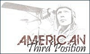 American Third Position logo.