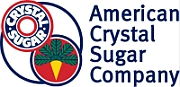 Logo of American Crystal Sugar, one of the corporate donors making contributions to Steve King's re-election campaign.