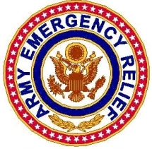 Army Emergency Relief logo.