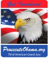 American Grand Jury logo.