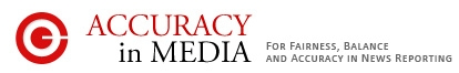 Accuracy in Media logo.