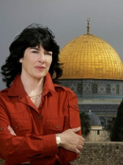 Christiane Amanpour.