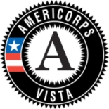Americorps/VISTA logo.