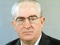 Yuri Andropov.