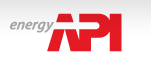 API logo.