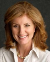 Arianna Huffington.