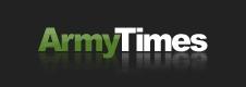 Army Times logo.