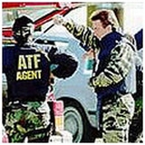 BATF agents wait to assault the Branch Davidian compound.