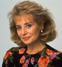 Barbara Walters, in a 1988 photo.