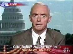 Barry McCaffrey.
