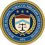 BATF logo.