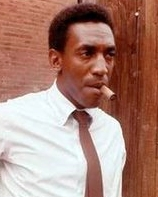 Comedian Bill Cosby, one of many on Nixon's enemies list.
