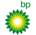 British Petroleum logo.