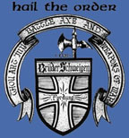 The logo of &#8216;The Order.&#8217;