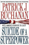 The cover of 'Suicide of a Superpower: Will America Survive to 2025?'