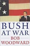 The cover of &#8216;Bush at War.&#8217;