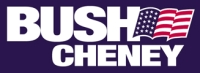 The Bush/Cheney campaign logo.