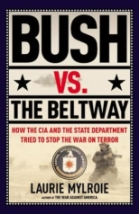 The cover of 'Bush Vs. the Beltway.'