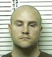 Charles Dyer after being detained by Oklahoma law enforcement authorities.