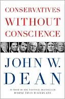 The cover of 'Conservatives Without Conscience.'