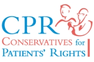 Conservatives for Patients' Rights logo.