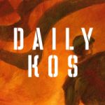 Daily Kos logo as posted on official Twitter account.