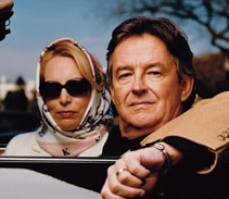 Valerie Plame Wilson and Joseph Wilson, photographed in December 2003 for a Vanity Fair profile.