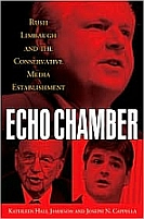The cover of Jamieson and Cappella's 'Echo Chamber.'