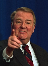 Attorney General Edwin Meese.