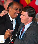 Michael Steele and Robert Ehrlich.