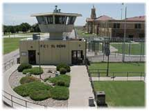 El Reno Federal Corrections Center.