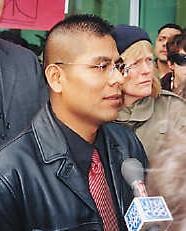 Emiliano Santiago.