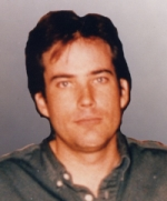 An FBI photo of Eric Rudolph, illustrating his Ten Most Wanted inclusion.