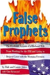 The cover of 'False Prophets.'