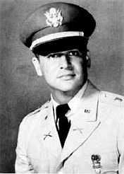 Felix Rodriguez, in US Army uniform.