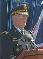 General Frederick Kroesen.