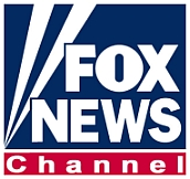 Fox News logo.