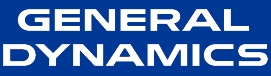 General Dynamics logo.